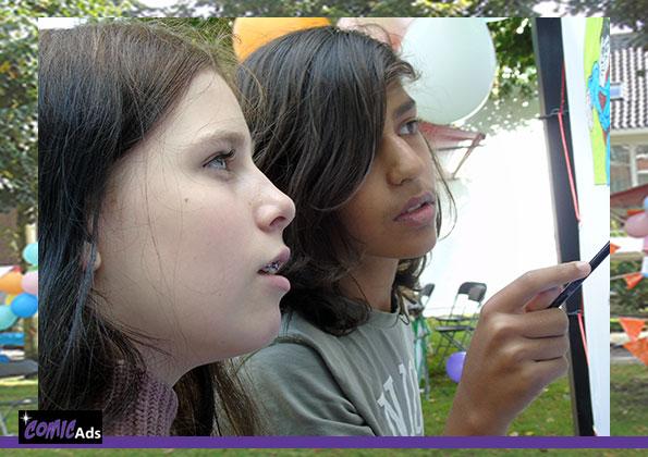 Renee en Julian