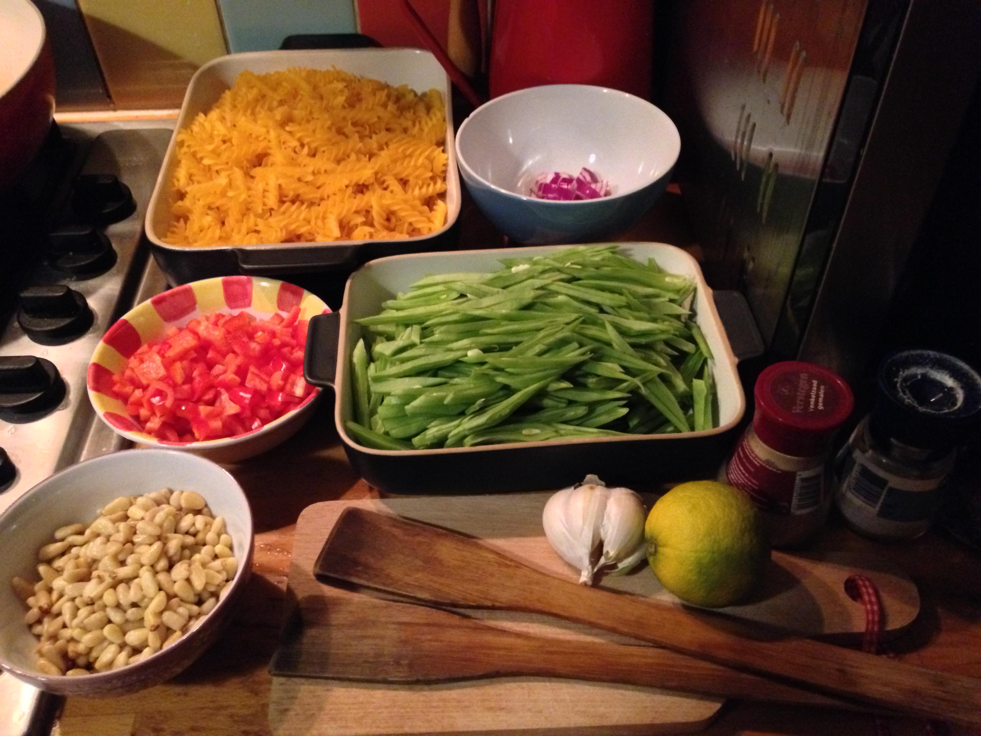 Hobbies/ Ik hou van Koken